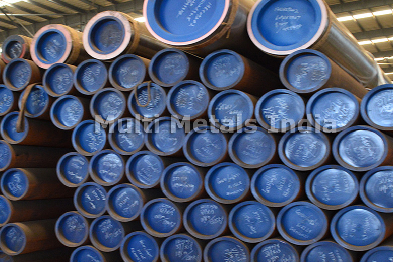 Din 2448 Seamless Steel Pipe