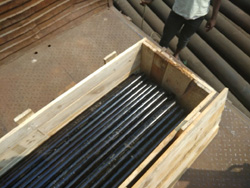 A333 Grade 6 Carbon Steel Pipe Packaging
